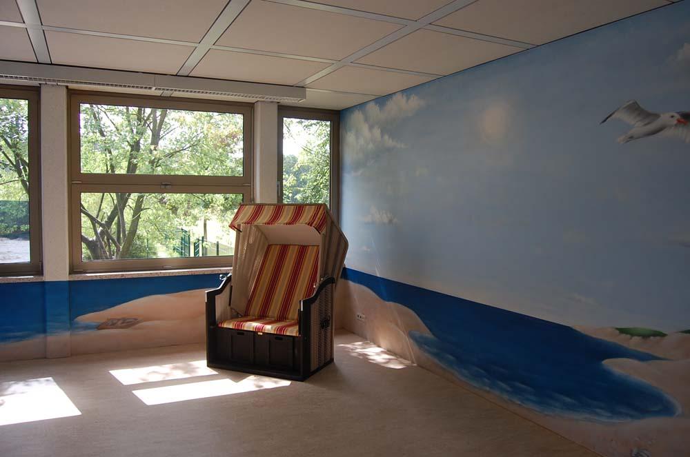Betreuungsr ume for Raumgestaltung schule